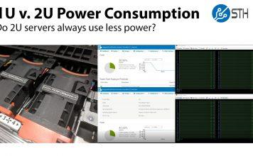 1U V 2U Power Consumption Title