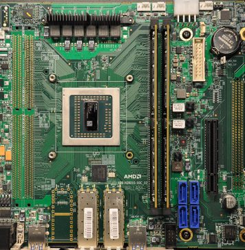 AMD EPYC Embedded 3000 Series Wallaby Platform