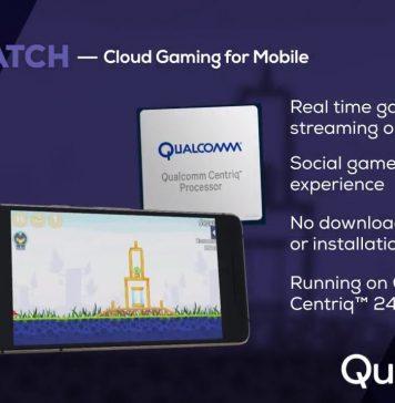 Qualcomm Hatch Centriq 2400 Mobile