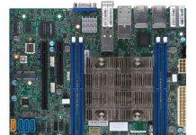 Supermicro X11SDV FlexATX Platform