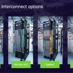 Facebook Bandwidth Aggregator Cabling Options