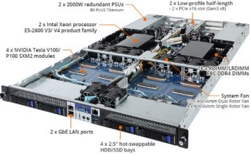 Gigabyte G190 G30 Server