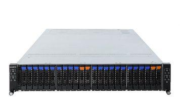 Gigabyte Server H261 H60 Front