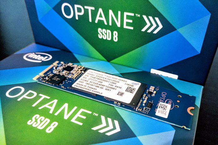 Intel Optane 800P Cover