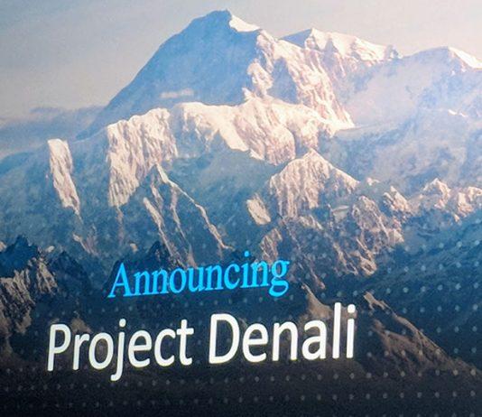Microsoft Project Denali Cover