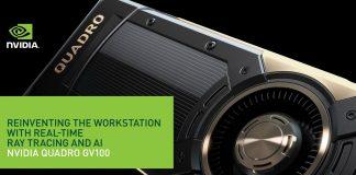 NVIDIA Quadro GV100 Cover