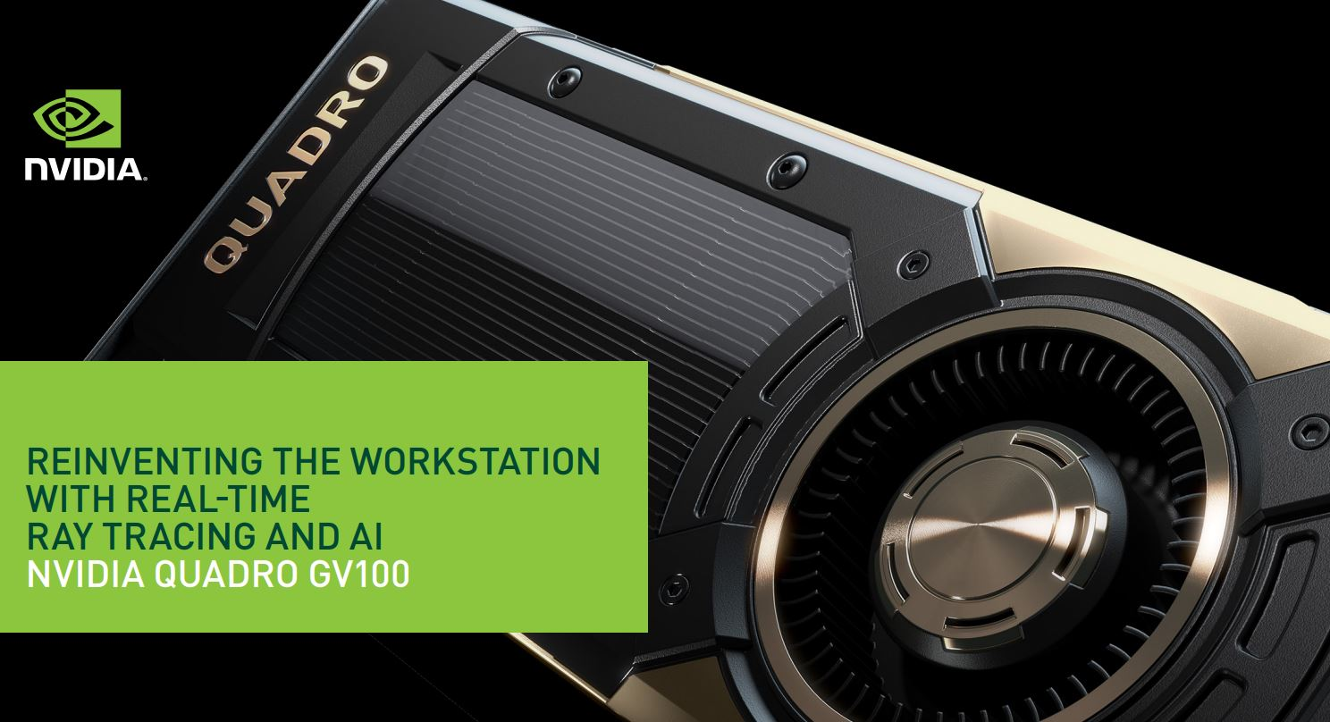 Nvidia quadro gv100 workstation monster launched nvidia quadro gv100 cover stopboris Image collections