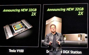 NVIDIA Tesla V100 32GB And DGX Upgrades