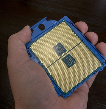 AMD EPYC In Hand Cover