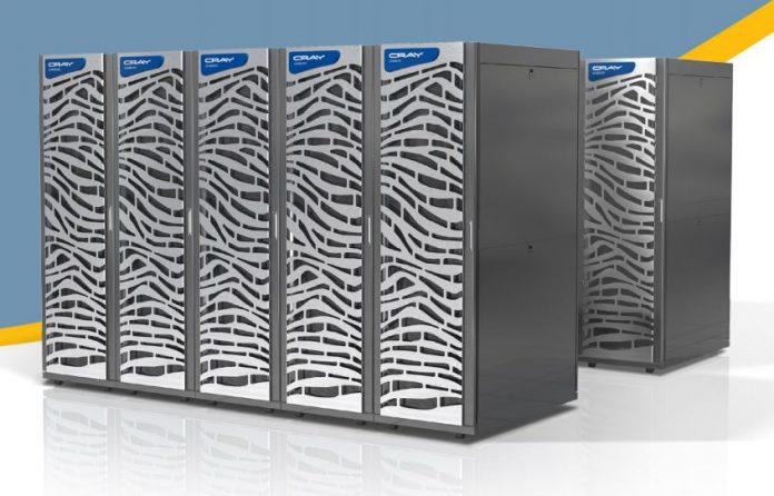 Cray CS500 Cluster