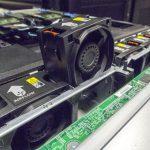 Dell EMC PowerEdge R740xd Hot Swap Redundant Fans