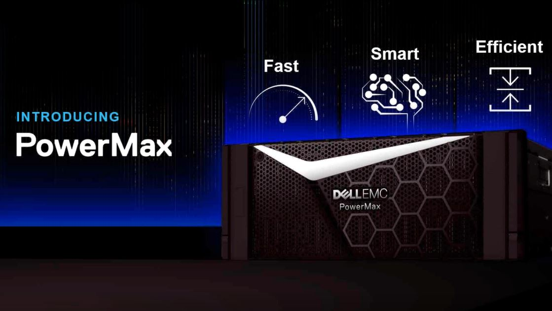 Dell EMC PowerMax Overview