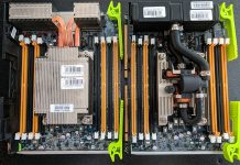 Facebook OCP Twin Lakes Xeon D 2100 Passive And Water Cooling