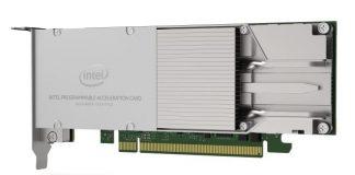 Intel Arria 10 FPGA PCIe