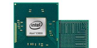 Intel Atom E3800 Series Chips