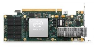 Intel Programmable Acceleration Card With Arria 10 GX And Acceleration Stack For Intel Xeon CPU For FPGA