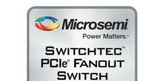 Microsemi Switchtec PCIe Fanout Switch