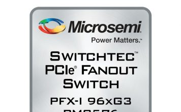 Microsemi Switchtec PCIe Fanout Switch