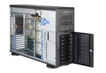 Supermicro AS 4023S TRT Front Open View