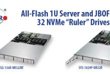 Supermicro Ruler Server Launch