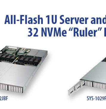 Supermicro Ruler Server Launch