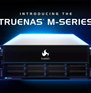 IXsystems TrueNAS M Series
