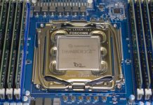 Cavium ThunderX2 In Socket