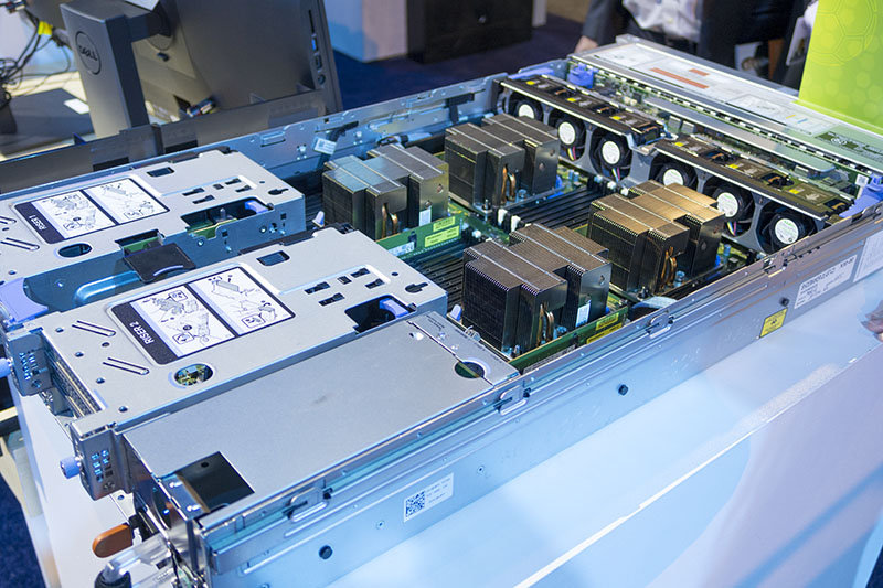 Dell EMC PowerEdge R840 Launched 4 Socket 2U 24x NVMe