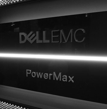 Dell EMC PowerMax Front