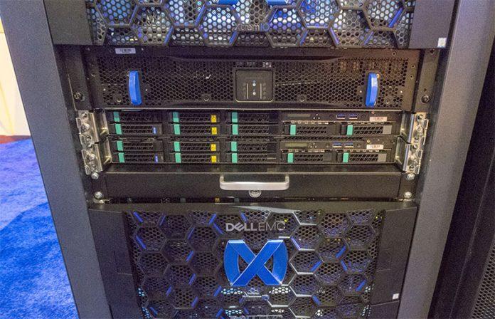 Dell EMC XtremIO X2 Front
