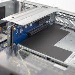 Gigabyte R281 G30 Riser Over PSUs
