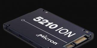 Micron 5210 SSD QLC NAND