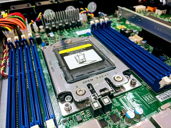 Supermicro AS 1013S MTR CPU Socket And 8x RDIMM RAM Slots