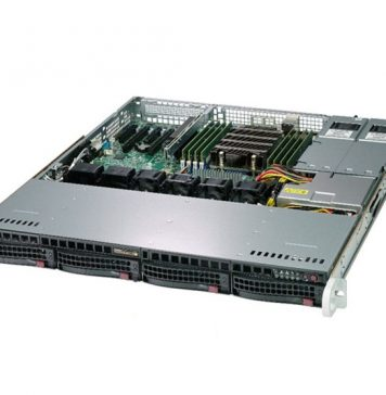 Supermicro AS 1013S MTR Front Three Quarter