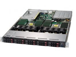 Supermicro AS 1123US TR4 Front Top Open