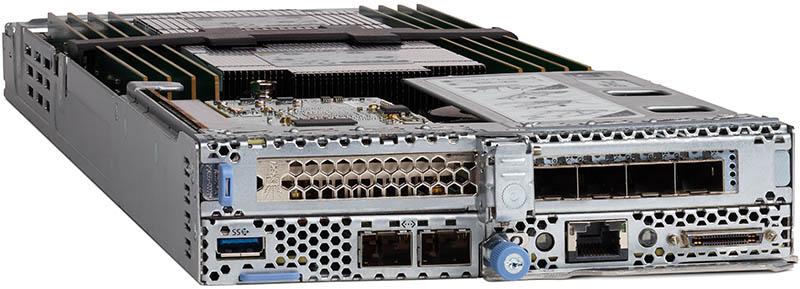 Cisco UCS C125 M5 Blade