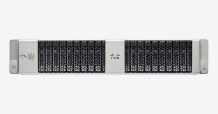 Cisco UCS C4200 Front