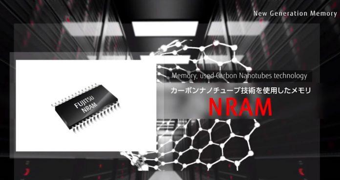 Fujitsu NRAM Cover