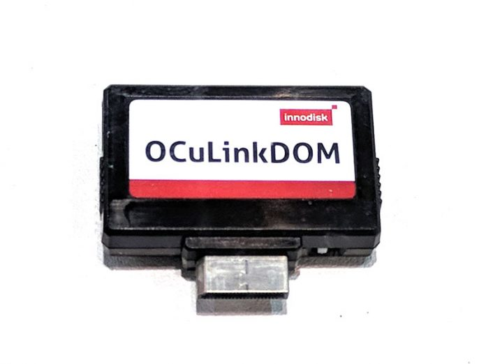 Innodisk OCuLinkDOM Module