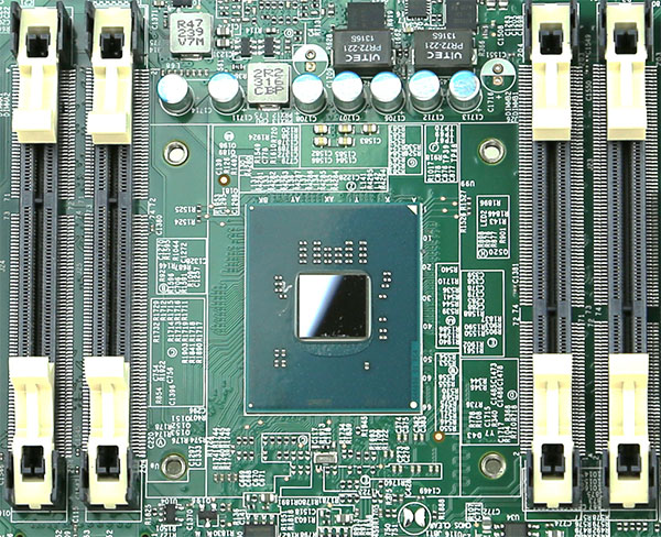 Intel Atom C2000 Package