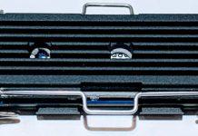 Intel Optane 905P M.2 Front Heatsink