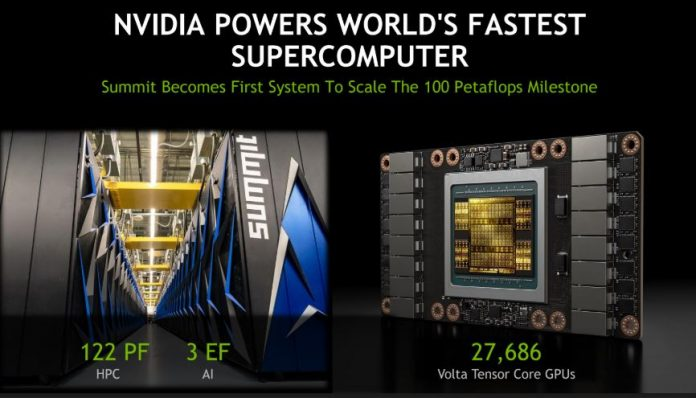 NVIDIA Top 500 ISC 2018 Cover