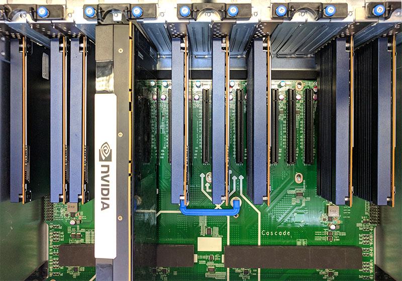 QCT Samsung SZ985 Z NAND Computex 2018