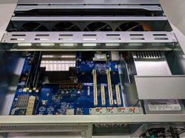 QNAP TS 1677XU Rackmount AMD Ryzen NAS Interior