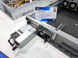 Seasonic SIM 162CGP2 Redundant PSU In Server