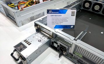 Seasonic SIM 162CGP2 Redundant PSU In Server