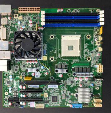 Tyan Tomcat EX S8015 Prototype Computex 2018