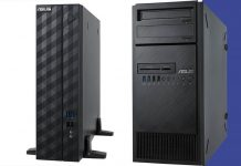 ASUS Mehlow Workstation E500 G5 And SFF