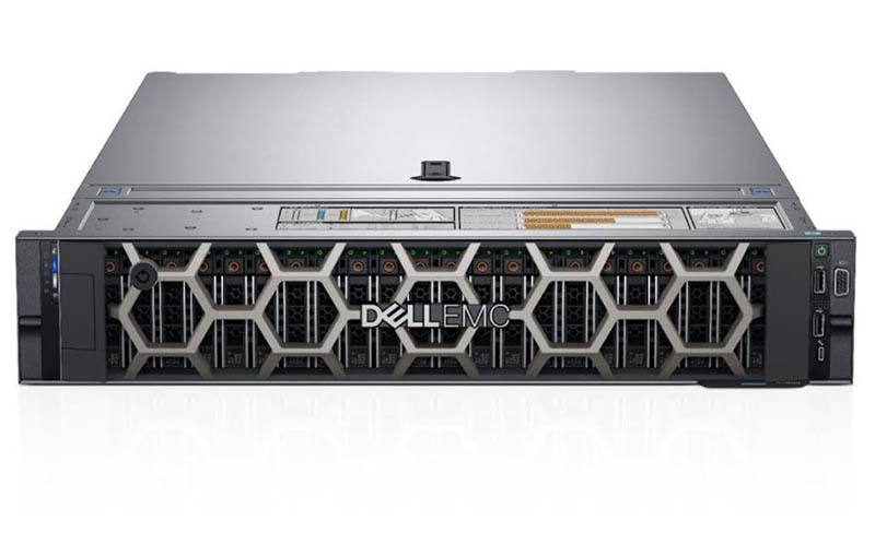 Dell EMC PowerEdge R7415 Front