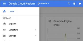 GCP Cloud Filestore
